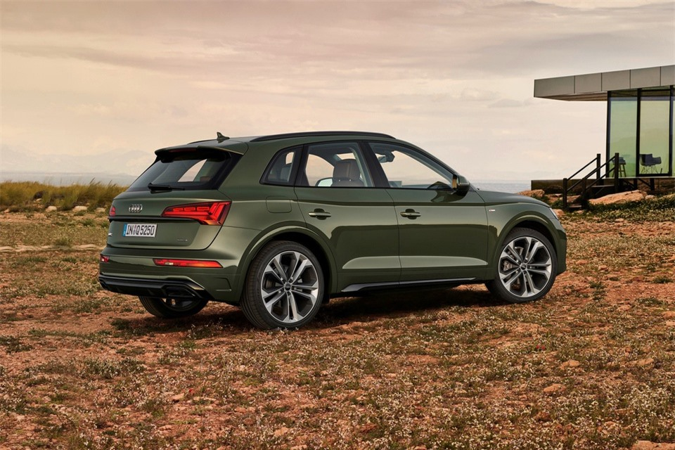 Audi Q5 2021 chuan bi ve Viet Nam anh 3