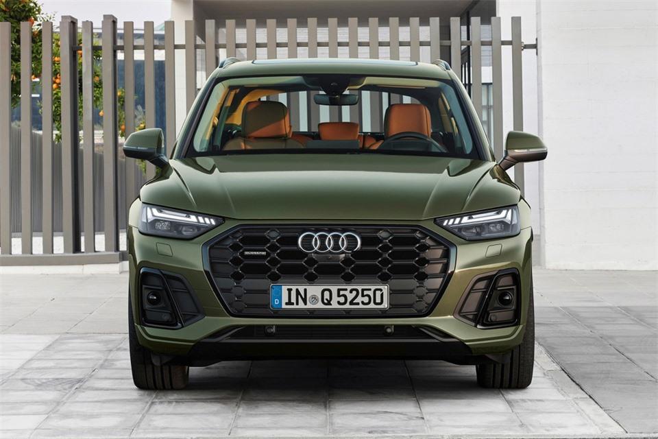 Audi Q5 2021 chuan bi ve Viet Nam anh 4