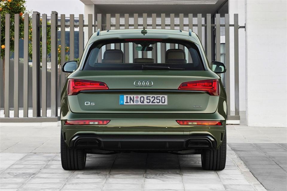 Audi Q5 2021 chuan bi ve Viet Nam anh 5