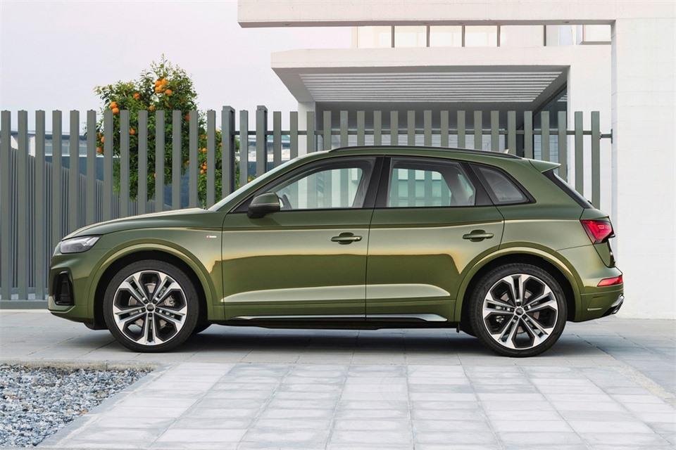 Audi Q5 2021 chuan bi ve Viet Nam anh 6