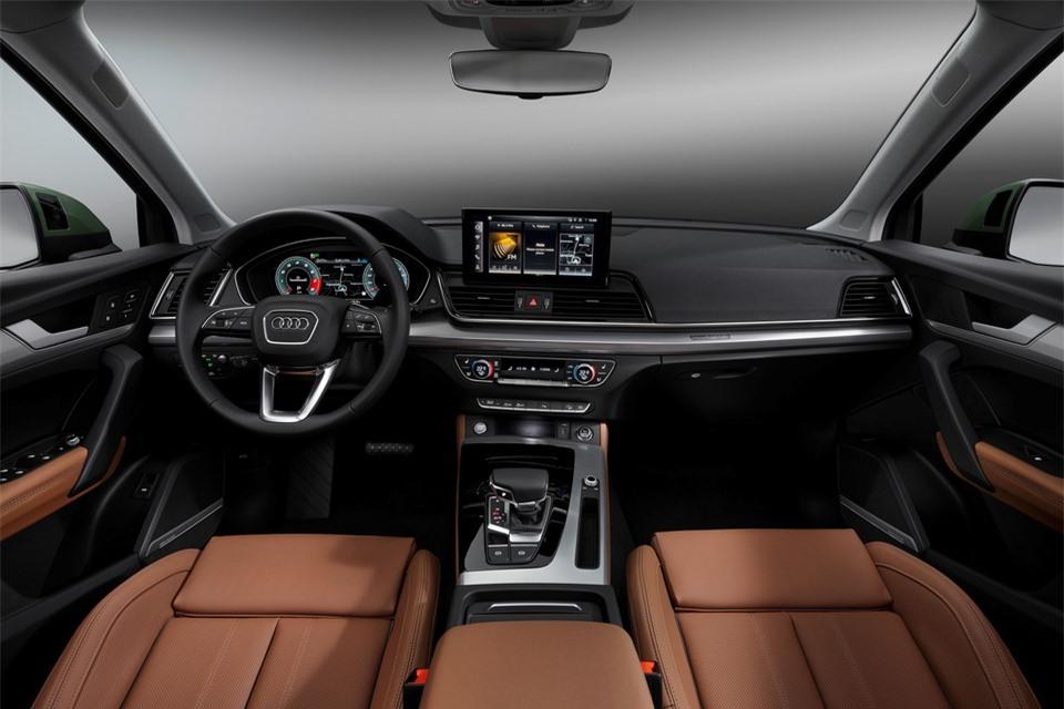 Audi Q5 2021 chuan bi ve Viet Nam anh 7