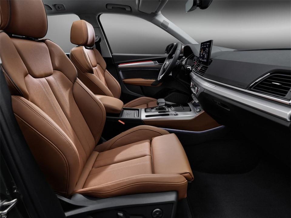 Audi Q5 2021 chuan bi ve Viet Nam anh 9