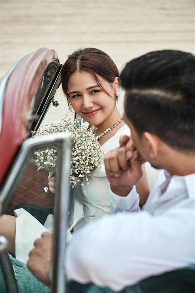 Phanh Lee hiếm hoi tiết lộ khoảnh khắc tình tứ bên chồng thiếu gia Cocobay khi mang thai con đầu lòng - Ảnh 3.