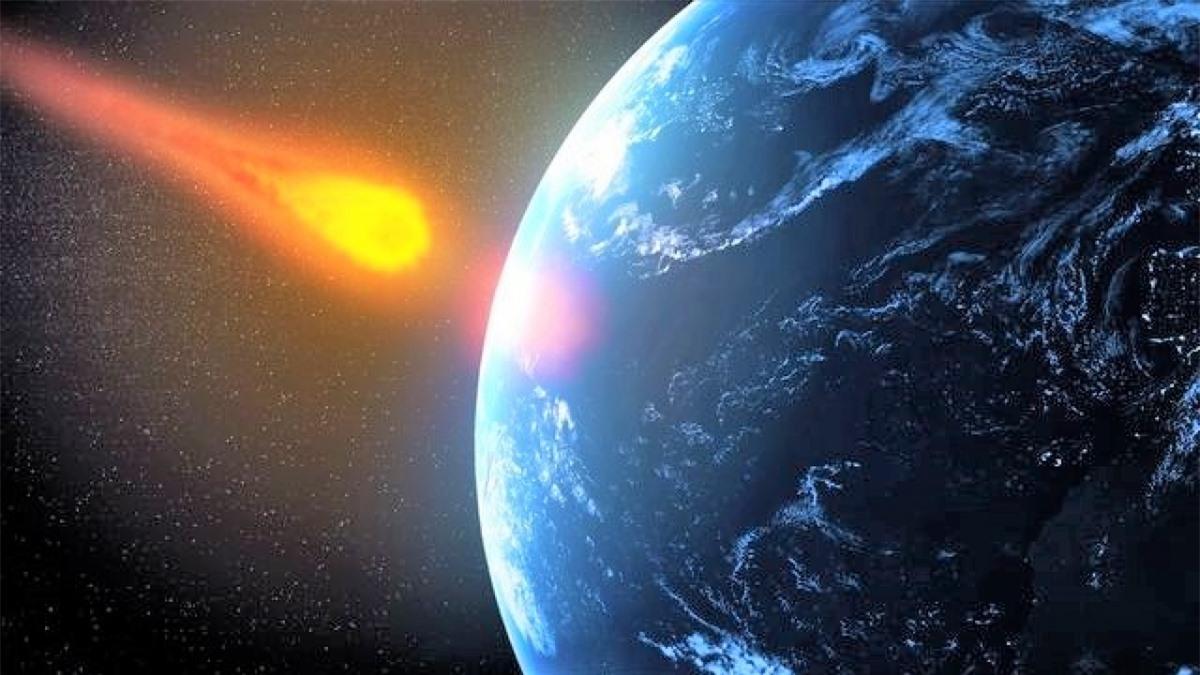 Kích nổ vũ khí hạt nhân để ngăn một tiểu hành tinh/thiên thạch lao vào Quả Đất được cho là phương án tối ưu và khả thi; Nguồn: popularmechanics.com