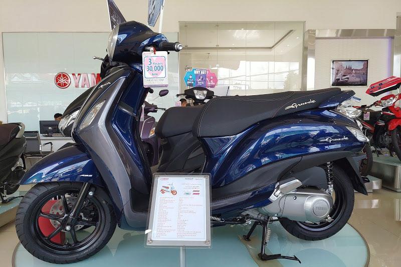 Yamaha Grande.
