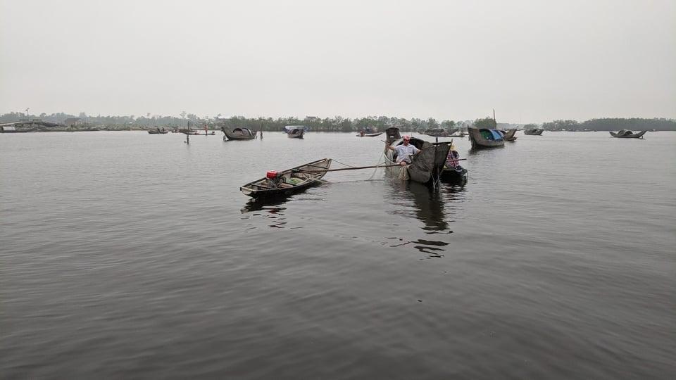 Tam Giang- vùng sông nước say lòng du khách