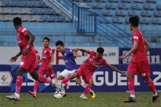 5 điều đáng nhớ ở vòng 12 V-League 2021 ảnh 1