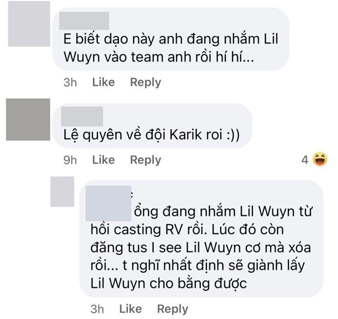 Karik bất ngờ share hit của 1 thí sinh Rap Việt: Đã nhắm sẵn học trò cho mùa 2? - Ảnh 2.