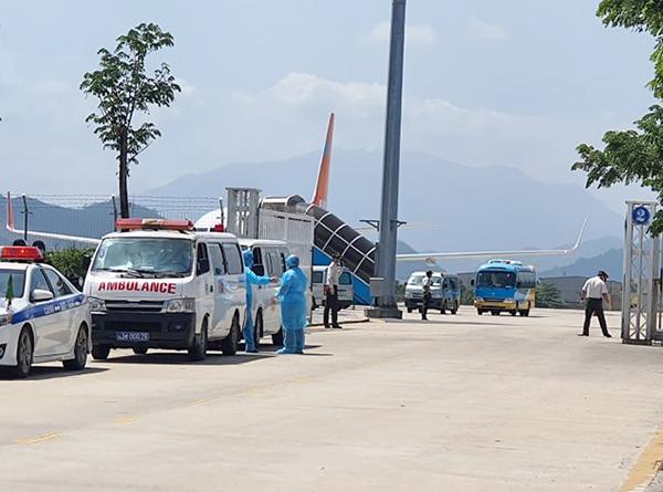 Đà Nẵng xin phép không tiếp tục tiếp nhận chuyến bay đưa công dân Việt Nam nhập cảnh vào thành phố