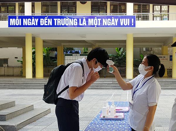 Học sinh, sinh viên các cấp ở Đà Nẵng, Quảng Nam lại phải nghỉ học để phòng, chống dịch COVID-19