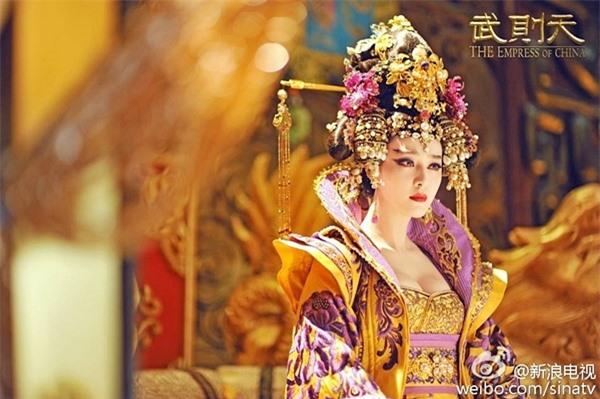 9 hoàng y mỹ nhân đẹp nhất phim cổ trang: Lưu Thi Thi như tiên tử nhưng vẫn thua 1 cái tên 11