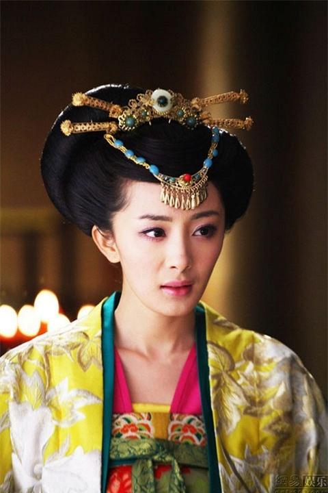 9 hoàng y mỹ nhân đẹp nhất phim cổ trang: Lưu Thi Thi như tiên tử nhưng vẫn thua 1 cái tên 6