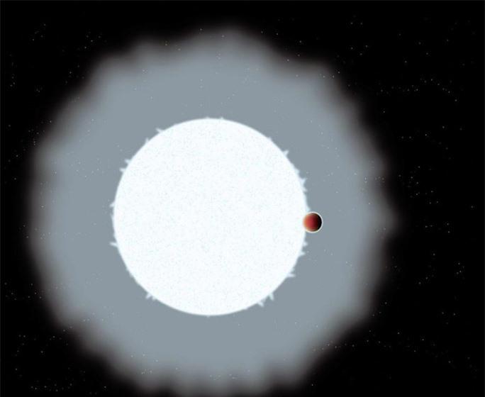 Kẻ bảo hộ sự sống Trái Đất xuất hiện ở một hành tinh khác - Ảnh 1.
