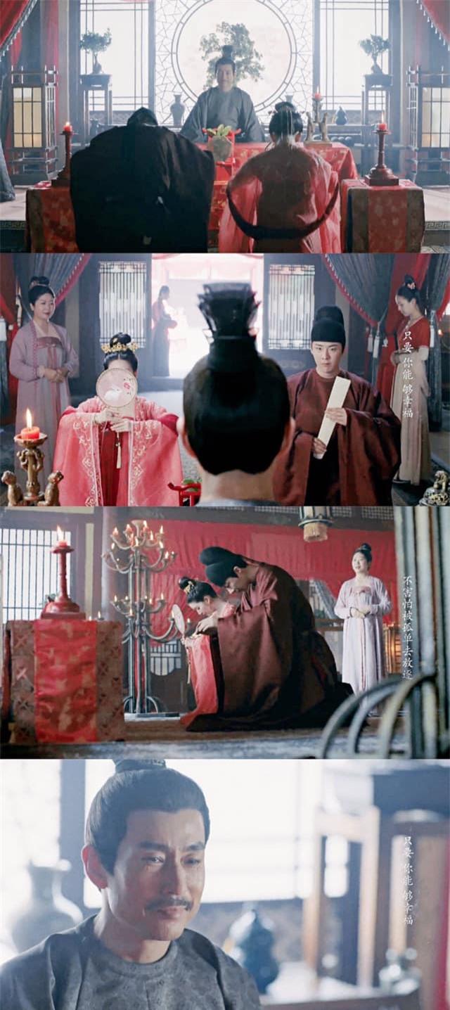Trường Ca Hành tập cuối: Fan vỡ òa trước đám cưới của Triệu Lộ Tư - Lưu Vũ Ninh, nhà gái quá mức xinh đẹp  - Ảnh 2.
