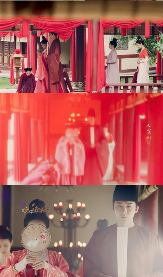 Trường Ca Hành tập cuối: Fan vỡ òa trước đám cưới của Triệu Lộ Tư - Lưu Vũ Ninh, nhà gái quá mức xinh đẹp  - Ảnh 3.