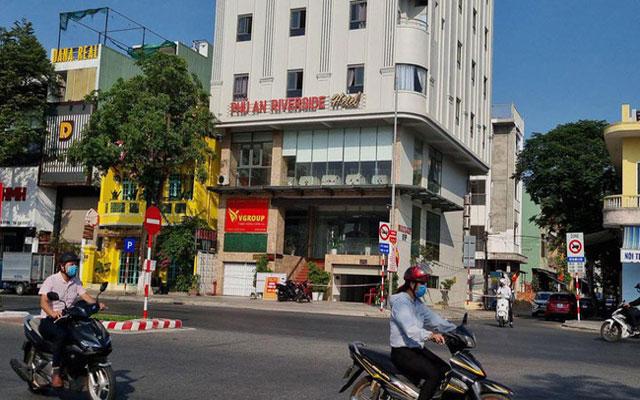 TP Đà Nẵng tổ chức cơ sở cách ly ngay tại khách sạn Phú An. Ảnh: Báo Sức khỏe & Đời sống.