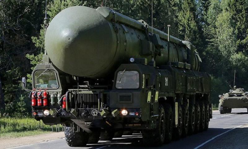 Nga tiến hành cuộc diễn tập triển khai hệ thống tên lửa RS – 24 Yars quy mô lớn