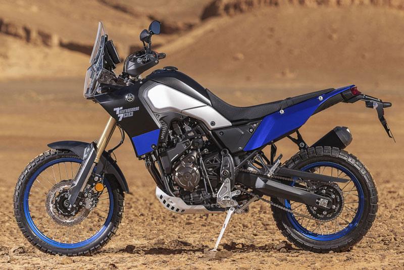 3. Yamaha Tenere 700.