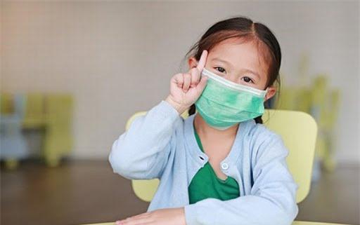 Điều cần lưu ý để giữ gìn sức khỏe cho trẻ trong mùa dịch