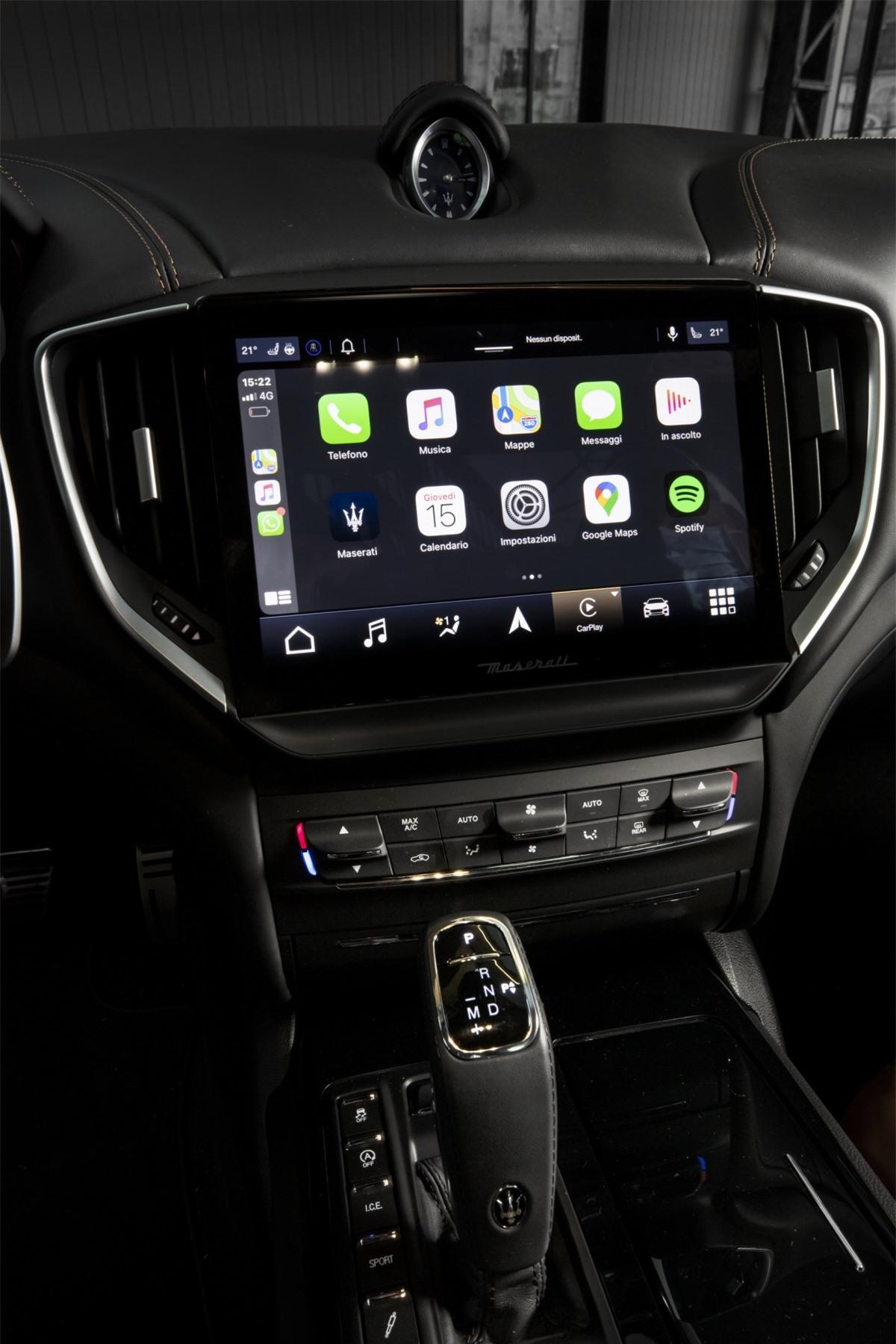 Mặt khác xe còn có hệ thống thông tin giải trí mới với màn hình có kích thước tăng từ 8,4 inch lên 10,1 inch và bảng điều khiển có đồ họa mới./.