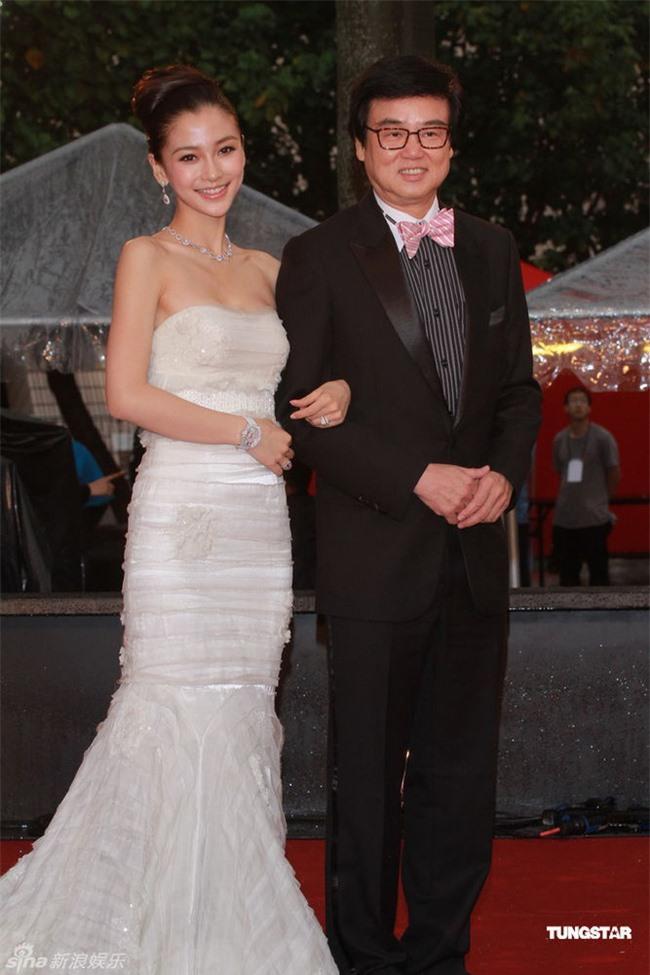 Thông qua con trai Hoàng Bách Minh, Angelababy nhận được nhiều tài nguyên phim ảnh.
