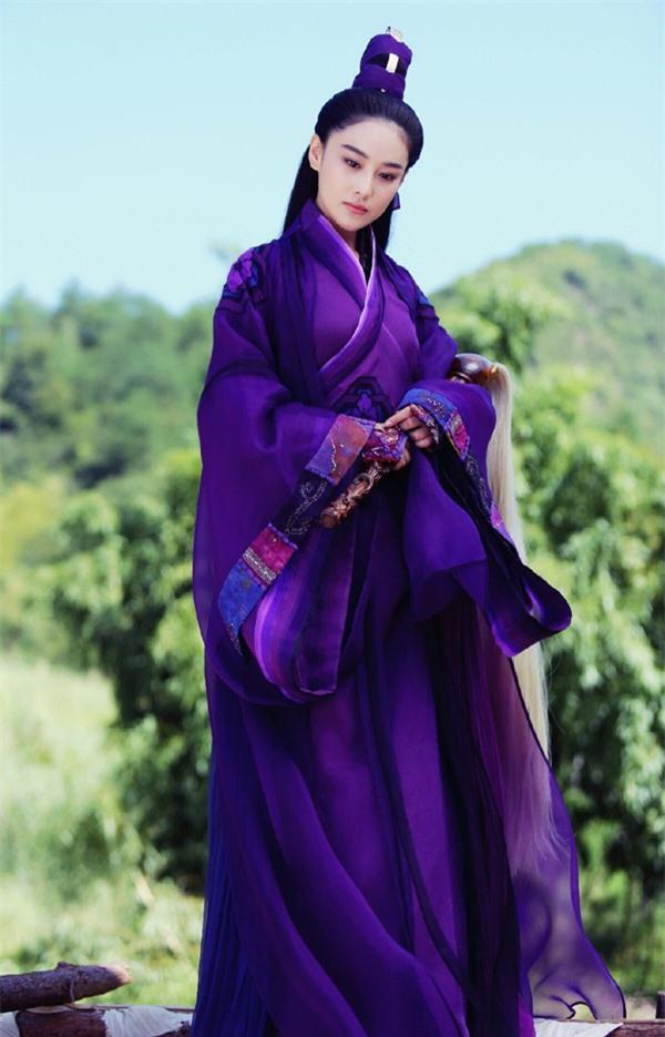 Mỹ nhân Hoa ngữ vào vai nữ ma đầu: Triệu Lệ Dĩnh đẹp ma mị, 'Thánh cô' là tường thành 5