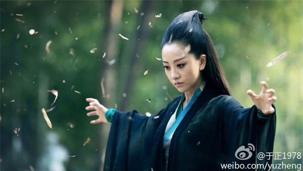 Mỹ nhân Hoa ngữ vào vai nữ ma đầu: Triệu Lệ Dĩnh đẹp ma mị, 'Thánh cô' là tường thành 7