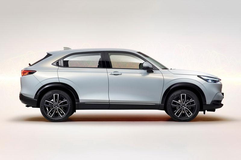 3. Honda HR-V.