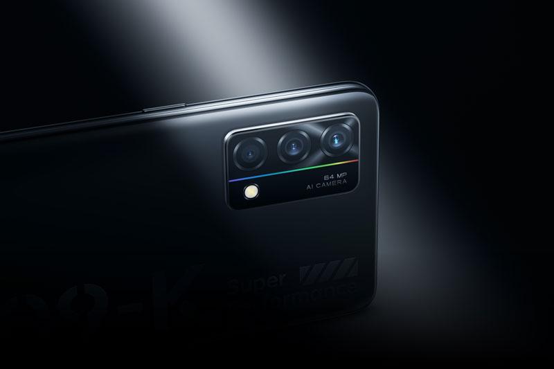 Oppo ra mắt smartphone chip S768G 5G, RAM 8 GB, sạc 65W, màn hình 90Hz, giá hơn 7 triệu
