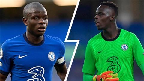 Chấm điểm Chelsea vs Real: Kante là số 1