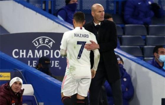 Zidane thừa nhận Chelsea thắng xứng đáng  ảnh 1