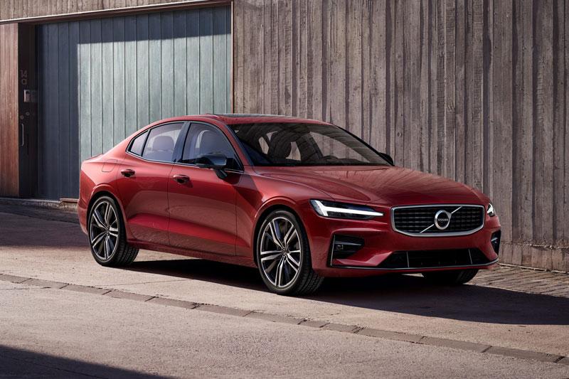 Volvo S60 R-Design 2021.