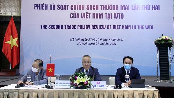 Hoa Kỳ đề nghị Việt Nam đẩy nhanh thực hiện Hiệp định Tạo thuận lợi thương mại của WTO