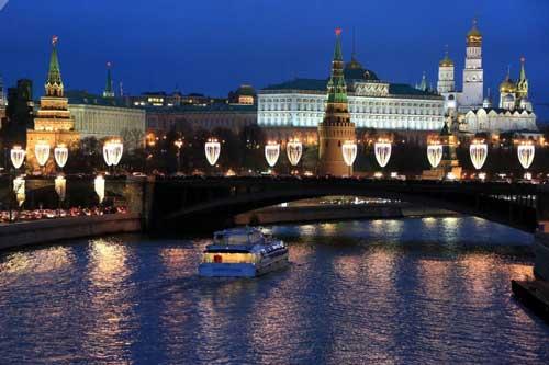 Lặng người trước cảnh đẹp mê ly của 10 thành phố Nga ngày nay