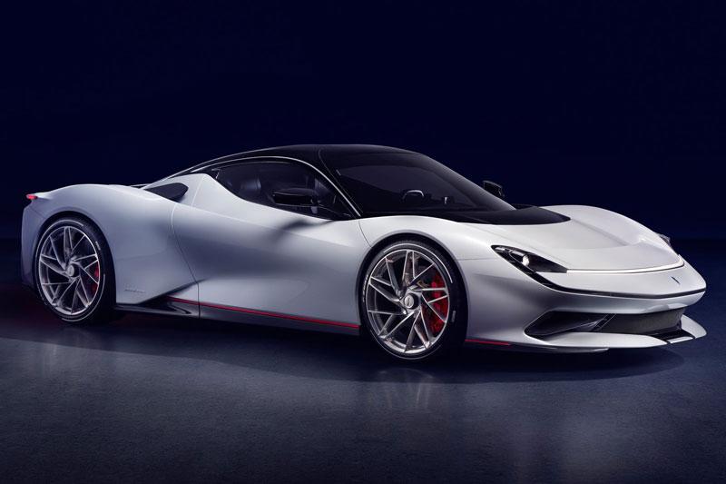 8. Pininfarina Battista.