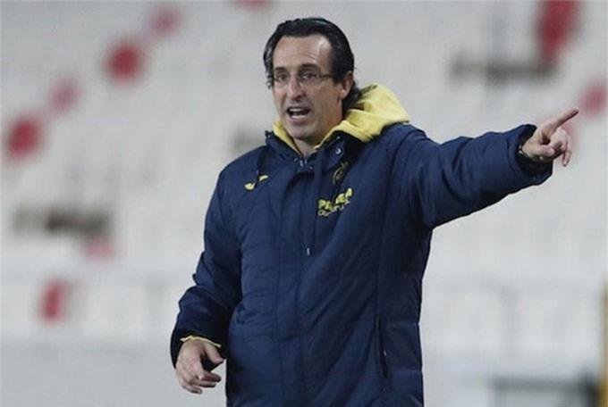 HLV Emery đã 5 lần giúp đội bóng của mình lọt vào chung kết Europa League