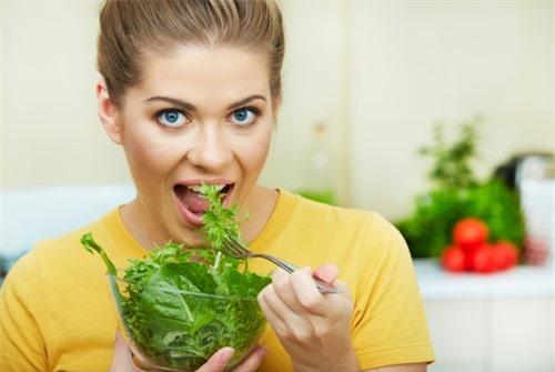 Điều gì xảy ra nếu bạn lười ăn rau?