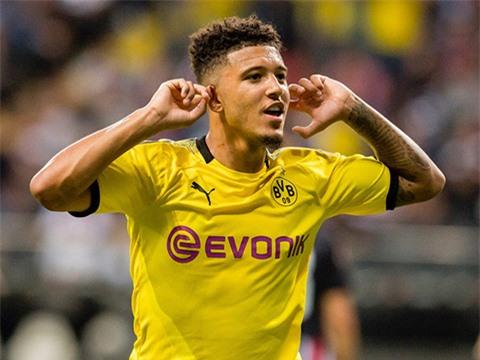 Dortmund sẵn sàng bán Sancho