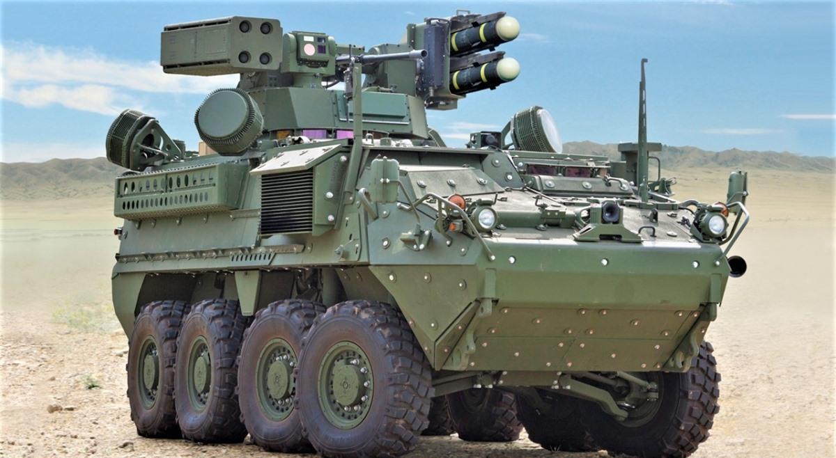 IM-SHORAD đang được kỳ vọng giúp bảo vệ các đội hình cơ động và cấp chiến thuật khỏi các cuộc tấn công và giám sát đường không tầm thấp; Nguồn: dmitryshulgin.com