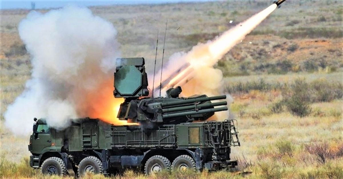 Khả năng thực chiến của Pantsir-S1 đã được chứng minh, còn của IM-SHORAD vẫn đang bị đặt dấu hỏi; Nguồn: defenceturk.net