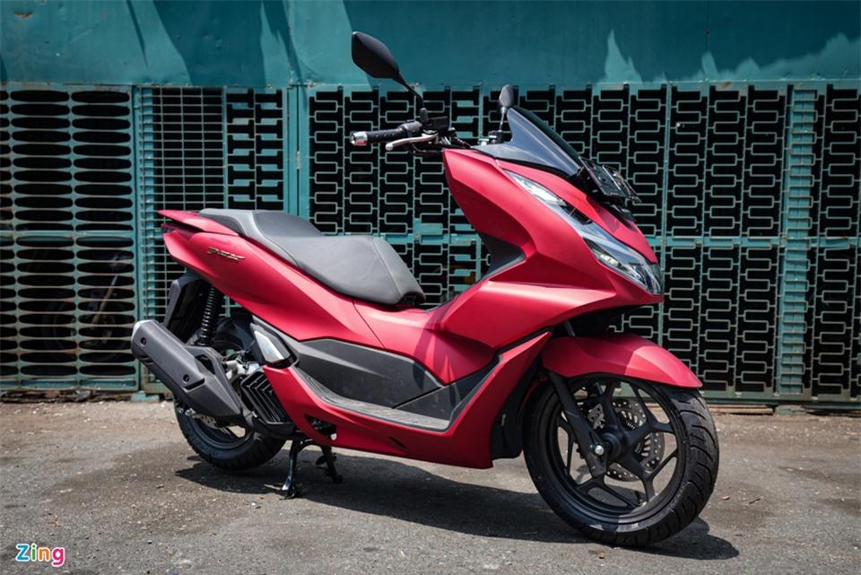 Honda PCX 160 dau tien ve Viet Nam anh 1