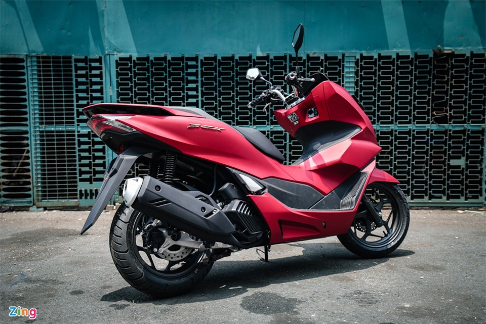 Honda PCX 160 dau tien ve Viet Nam anh 21