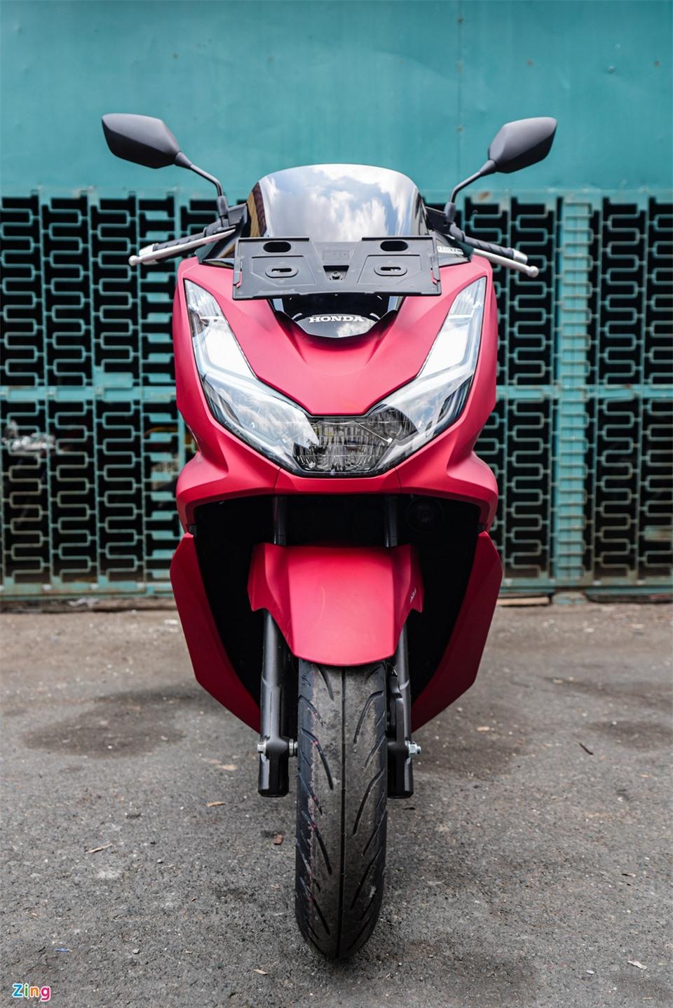 Honda PCX 160 dau tien ve Viet Nam anh 4