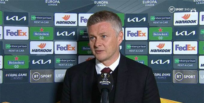 Solskjaer thận trọng trước trận MU vs Villareal ở chung kết Europa League 2020/21