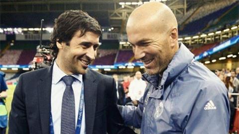 Zidane sẵn sàng ra đi, Perez chọn Raul lên nắm quyền