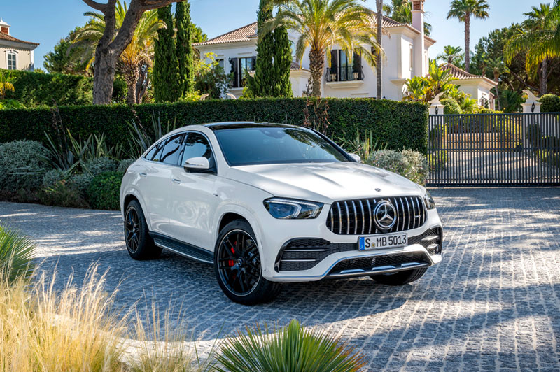 Mercedes-AMG GLE 53 4MATIC+ Coupe 2021.