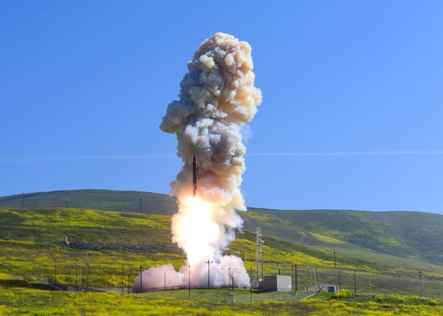 Một cuộc thử nghiệm hệ thống Phòng thủ trên mặt đất, được tiến hành từ Bắc Vandenberg vào ngày 25 tháng 3 năm 2019 do Cơ quan Phòng thủ Tên lửa và Bộ Tư lệnh Bắc Mỹ thực hiện.