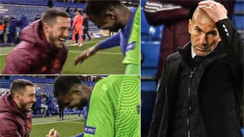 Real Madrid cạn kiên nhẫn, muốn thanh lý Hazard