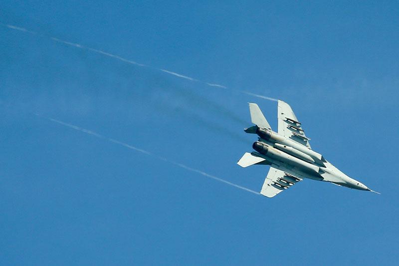 MiG-29M của Nga đủ sức hạ gục F-16C của Mỹ trong trận chiến
