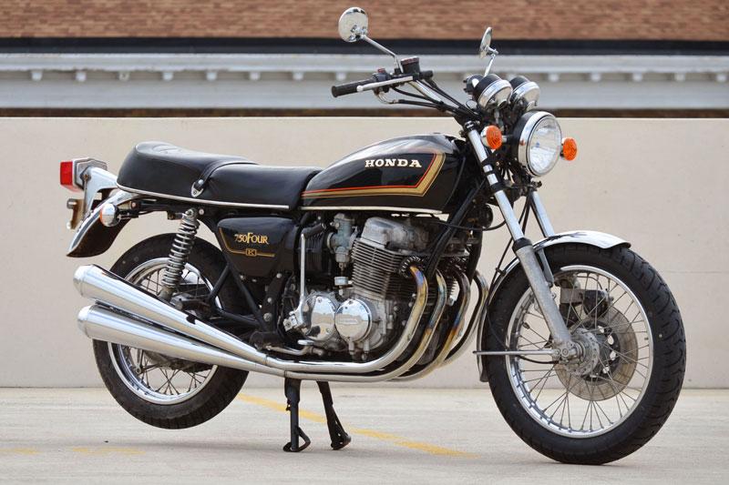 1. Honda CB750.